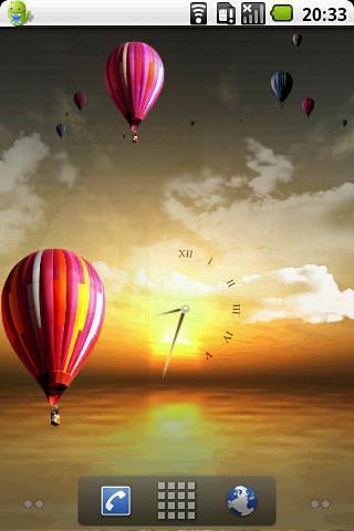 动态主题-夕阳 Setting Sun v2.4.0
