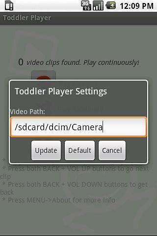 幼儿视频播放器
