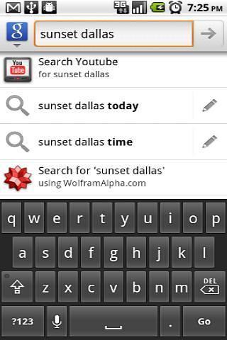 Wolfram Alpha搜索