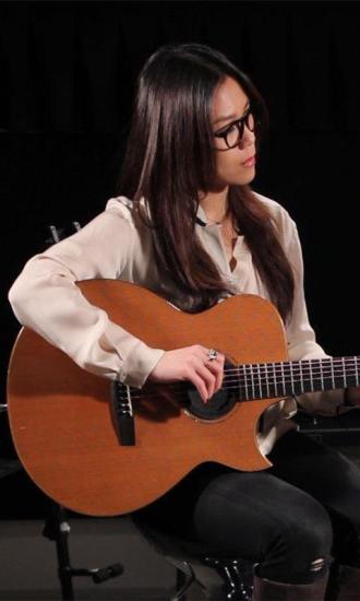 吉他弹唱教学视频