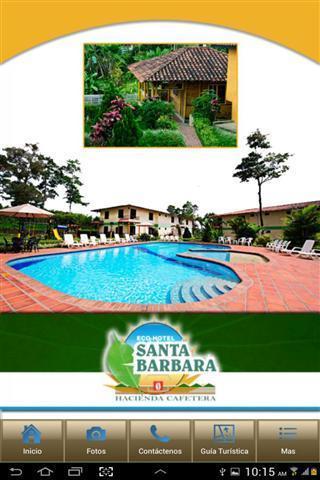 Finca酒店圣芭芭拉