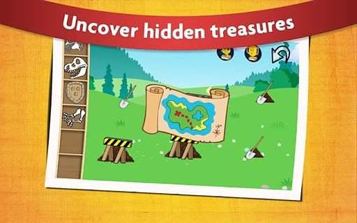 恐龙儿童游戏免费