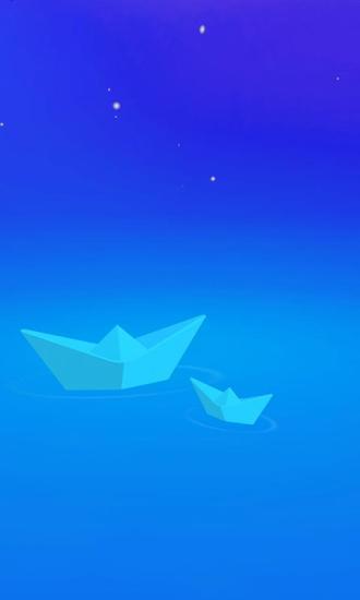 小船3D壁纸