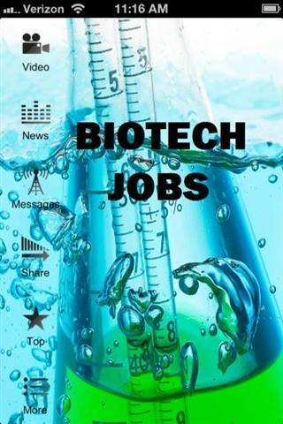 生物技术工作
