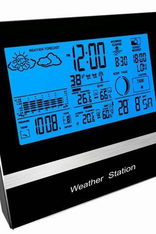 数字气象站信息