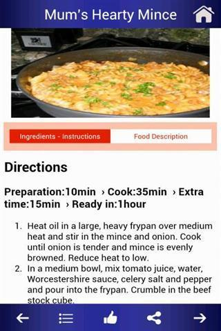 玩免費休閒APP|下載英国食品食谱 app不用錢|硬是要APP