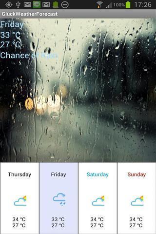 格鲁克天气预报