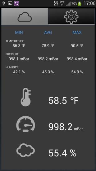 真正的温度计