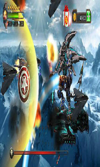 《灵魂X战机》