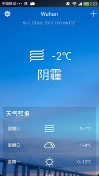 Solo天气 Solo Weather
