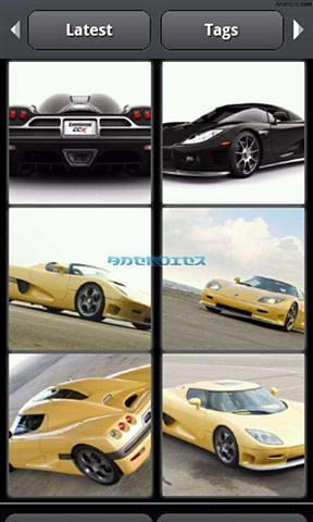 科尼赛克汽车图片