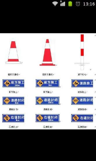 全国交通标志大全