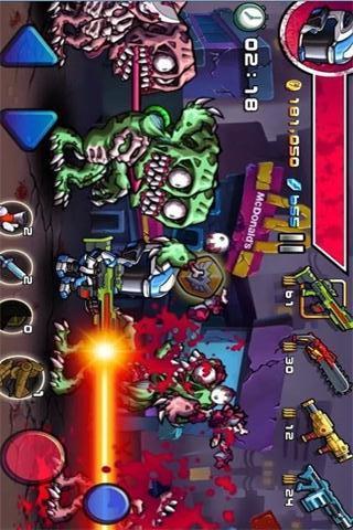 玩休閒App|萌僵尸大战2免費|APP試玩