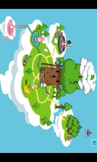 玩休閒App|天空之城里的小猴免費|APP試玩