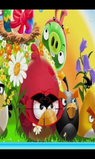 愤怒的小鸟找数字