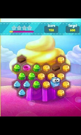 甜蜜糖果世界