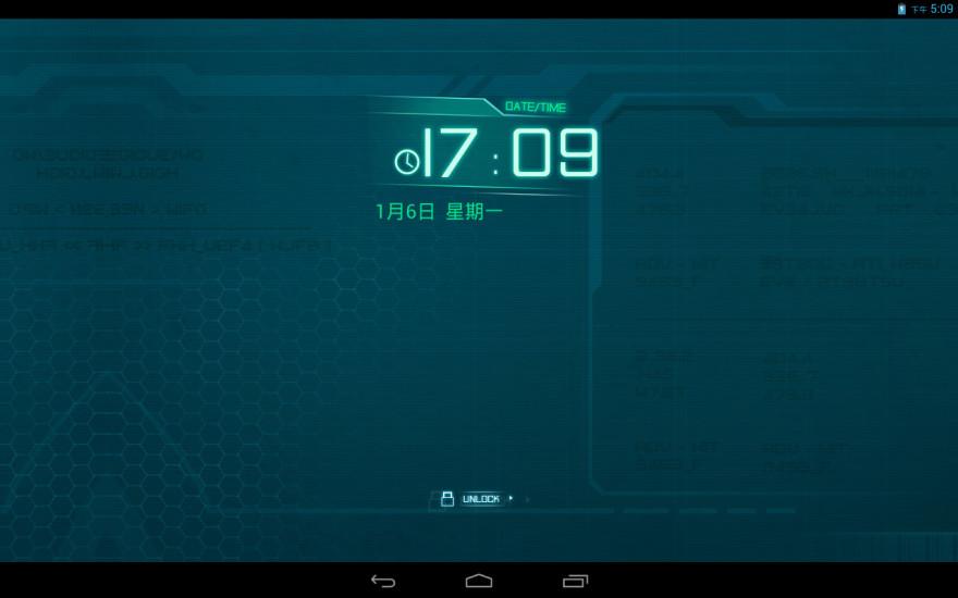 钢铁侠平板主题HD
