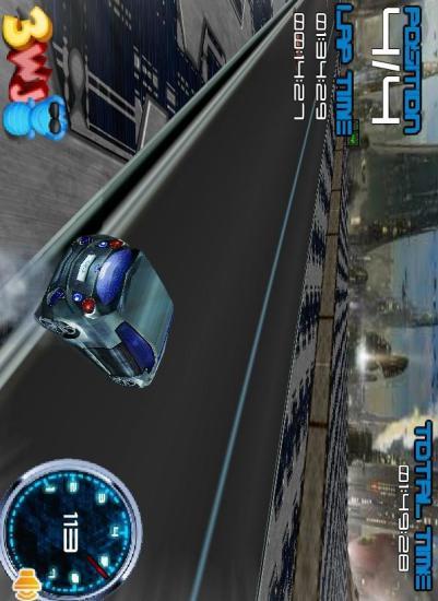 极品赛车单机游戏