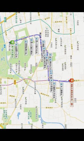 北京公交查询地图2014