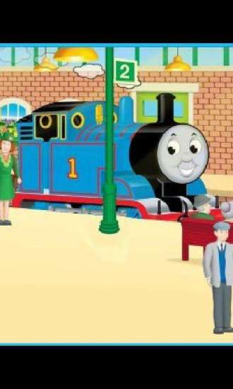 玩免費休閒APP|下載托马斯小火车 app不用錢|硬是要APP