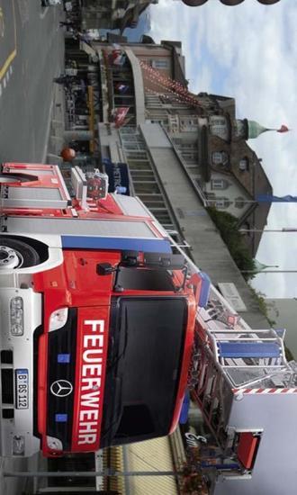 伟大的英雄-消防员