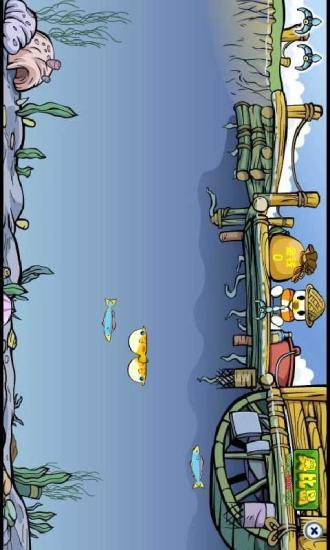 奥比岛捕鱼