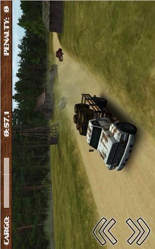 3D货车冒险大逃亡