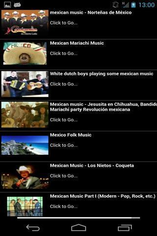 墨西哥音乐