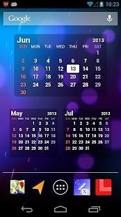 S2 Calendar Widget2 - Free