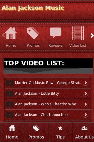艾伦杰克逊音乐