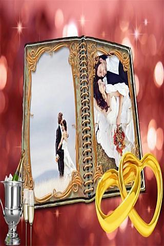婚礼拼贴相机