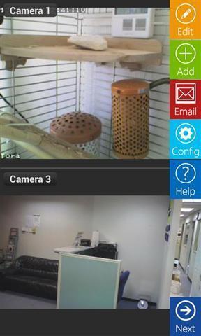 观众对IPUX IP摄像机