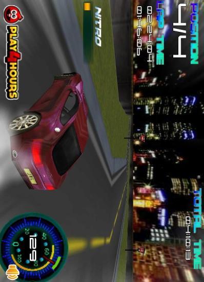 赛车免费单机游戏