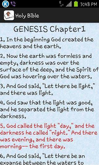 Chi Eng Holy Bible 中英文圣经