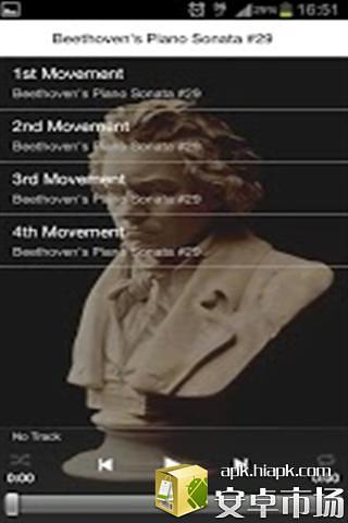 贝多芬的钢琴奏鸣曲第29章