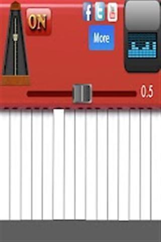 pianokeys 钢琴