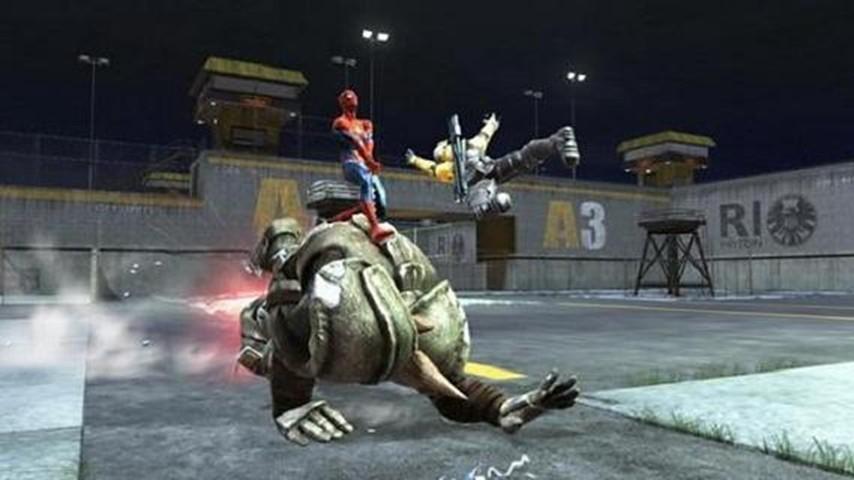 终极蜘蛛侠5.0