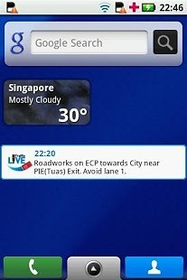 TrafficLIVE Widget