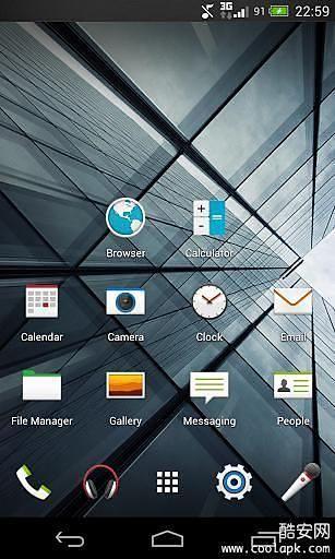 CM10.1 HTC主题