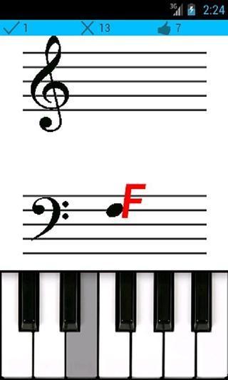 音符练习器
