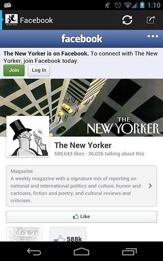 OpenApp TheNewYorker