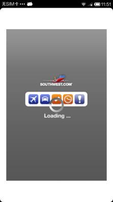 西南航空Southwest