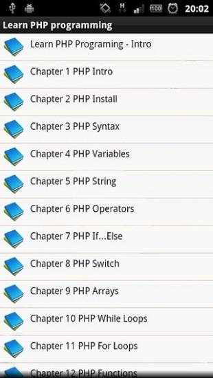 学习PHP编程