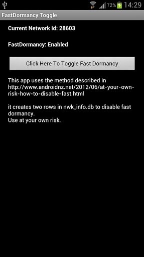 工具必備APP下載 FastDormancy Toggle for i9300 好玩app不花錢 綠色工廠好玩App