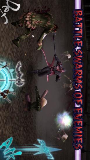 【TGS 13】手機對戰遊戲《符文之戰》系列新作《符文前傳》首度曝光 - 巴哈姆特