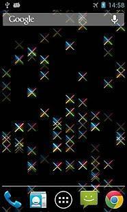 Nexus Matrix 动态壁纸