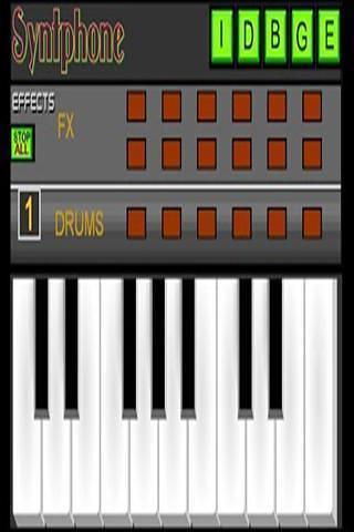 音乐合成器