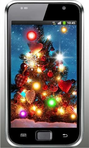 圣诞树高清图片