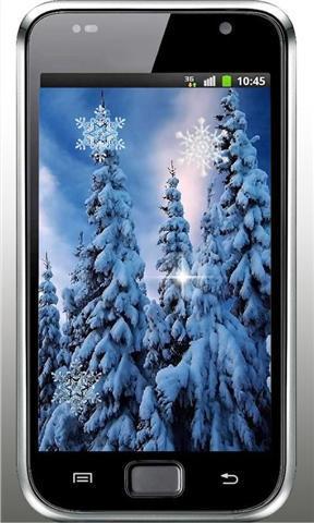 冬天幻想生活壁纸