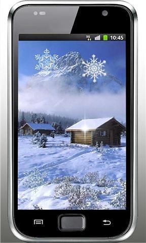冬日的诗高清动态壁纸